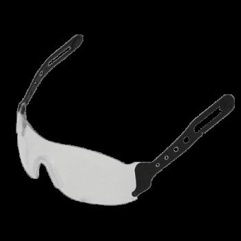 Óculos Incolores JSP Evospec ® para montagem em Capacetes EVO3® OU EVOLITE®