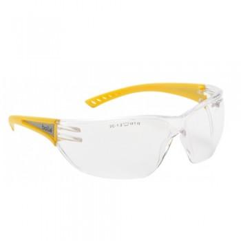 Óculos Bollé Incolor SLAMHIVIS Alta Visibilidade EN 166 FT