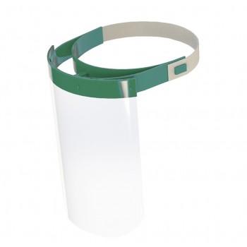 Viseira Protecção Facial MIMO 300MY BLT Verde Metálico EN166