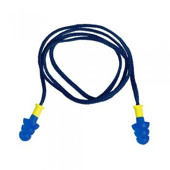 Protector Auricular c/ Cordão DP CONICFIRDE010 28dB (cx.10)