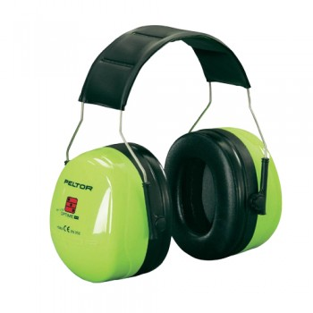 Protector Auricular Peltor Optime 3 H540 Alta Visi. SNR 35 db