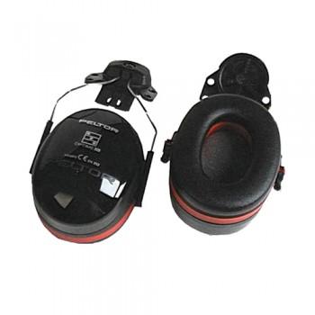 Protector Auricular Peltor Optime 3 Adap. Cap. H540P3E SNR 34 db