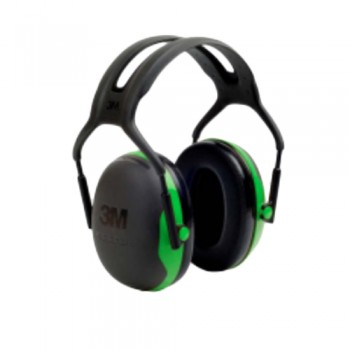 Protector Auricular T/Auscultador Cabeça 3M Peltor X1A SNR 27db