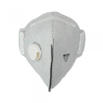 Meia Máscara Filtrante FFP2 c/ Carvão Activo Mod. 1720-C Palanca