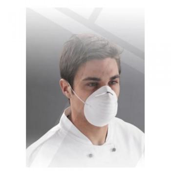 Máscara Auto-Filtrante s/ Válvula DK04WC Branco (cx 50/preço un)