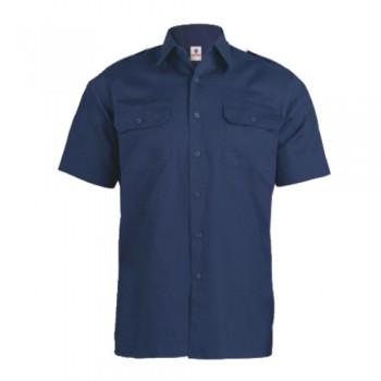 Camisa Uniforme Manga Curta P532