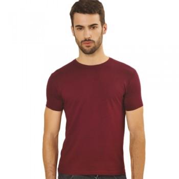 T-shirt Adulto Mukua Premium MK166 85% Algodão 15% Poliéster