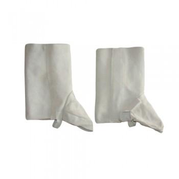 Polainitos Crute p/ Protecção Calçado (par) Imp. CAT1 Soldador