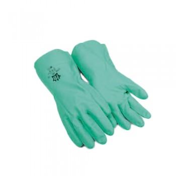 Luvas Ultranitrilo Prot. Química 33 cm NF1513 EN 374:AJKL