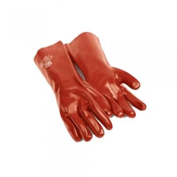 Luvas PVC Prot. Química 206-36 (HK35) EN 388 + EN 374 AKL