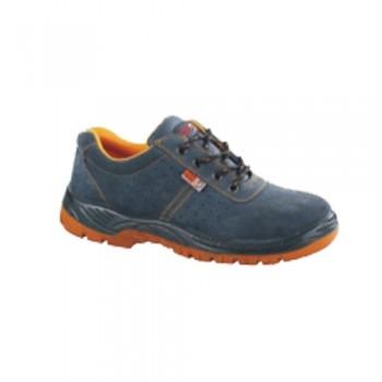 Sapatos Palanca Plus S1P Cinza Perfurados