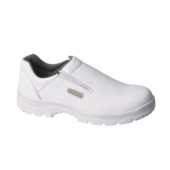 Sapatos MicroFibra Brancos Robion 3 S2 SRC EN 20345:2011