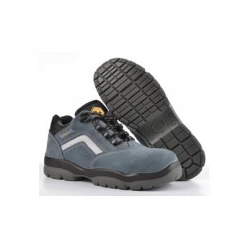 Sapato Horus S1P SRC c/ Biqueira e Palmilha Metal Free