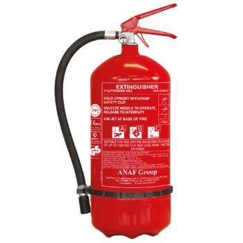Extintor Pó Químico 9kg Eficácia 43A-233B PS9-HH ANAF