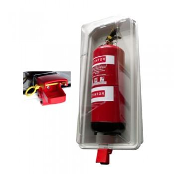 Armário p/ Extintor Pó Químico 9-12 kg Modelo Elyte V/951
