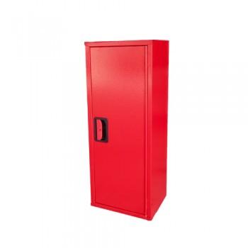 Armário Extintor CO2 5kg Porta Cega Vermelho AEB84PC Bili