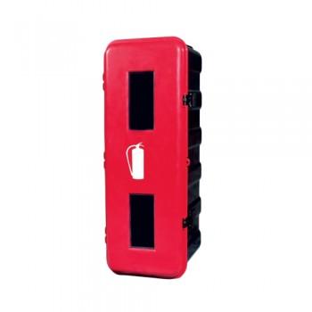 Armário Extintor ABS 6/9 p/ Extintor Pó ABC 6, 9 e 12 kg Bili