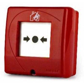 Botoneira Alarme Manual Convencional Firewall PB-A