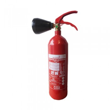 Extintor CO2 2 Kg Eficácia 34B PALANCA