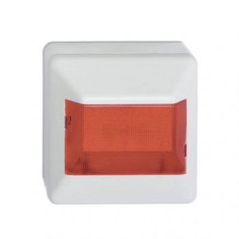 Sinalizador Óptico de Alarme (3 LEDs) GE PA25/3L