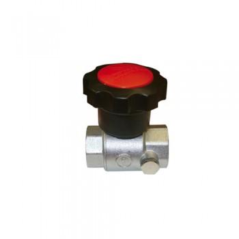 Válvulas de Esfera c/ Desmultiplicador