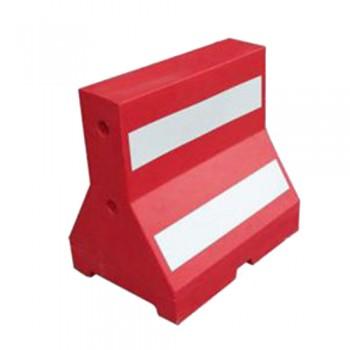 Perfil Móvel Vermelho com 2 FR em Branco CC-S03 Palanca