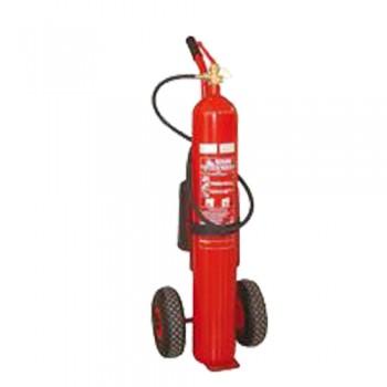 Extintor CO2 10 kg c/ Carro de Transporte Bili