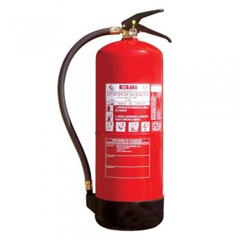 Extintor de Pó ABC Portátil de 12kg Bili