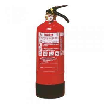 Extintor de Pó ABC Portátil de 2kg Bili