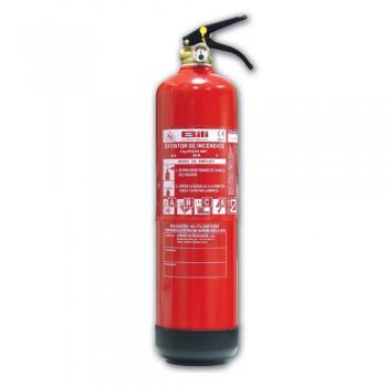 Extintor de Pó ABC Portátil de 3kg Bili