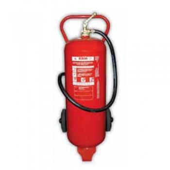 Extintor de Pó Químico ABC 50kg c/ carro Bili