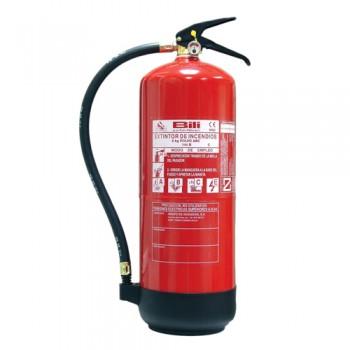 Extintor de Pó ABC Portátil de 9kg Bili