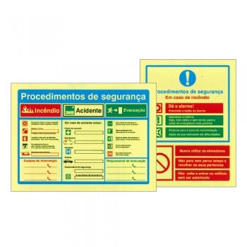 Instruções de Segurança