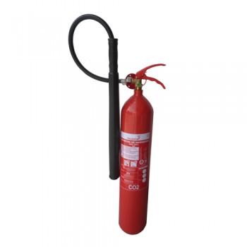 Extintor CO2 5 kg Eficácia 89B e C Palanca