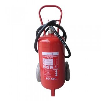 Extintor Pó Químico ABC 25 Kg Eficácia 55A-233B e C Palanca