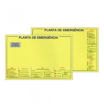 Plantas de Emergência