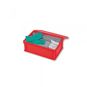 Kit Prevenção Fugas Universal p/ Laboratório AB-LABO-U 40 Ltr
