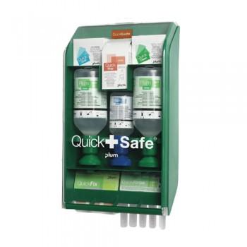 Armário de Parede Primeiros Socorros Quick Safe PLUM