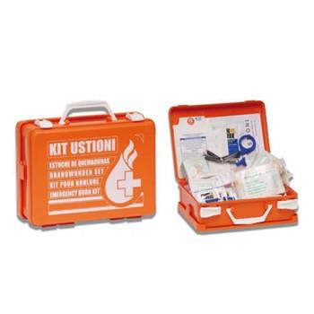 Caixa Emergência p/ Queimaduras CPS358 259x205x87,5 mm