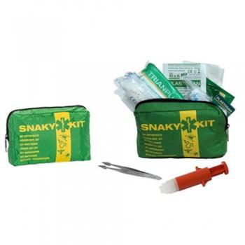 Kit Primeiros Socorros SNK212 para Picadas de Cobras e Insectos