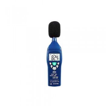 Kit Sonómetro + Calibrador PCE-999 + PCE-SC41
