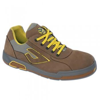 Sapatos Castanho Metal-Free BICAP G4641 K S3 SRC