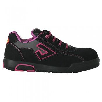Sapatos Senhora Cinza/Rosa Metal-Free BICAP E4641/4B K S3 SRC